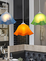 E27 10-15㎡ 27*15CM Line 1M Single Head Acrylic Line Pvc Transparent Chimney Droplight Supermarket Restaurant LED Lamp