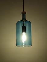 Chandeliers Bulb Included Modern/Bedroom / Dining Room/ Study Room/ Office/ Kids Room/ Hallway Glass