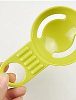 Utensílios de Ovo Plástico ,