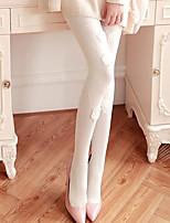 Women Medium Pantyhose , Cotton Blends / Nylon