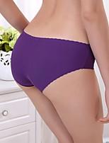 Women's Sexy Ice Silk Seamless Boy shorts & Briefs / Ultra Sexy Panties