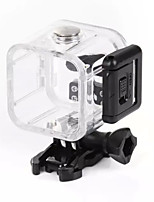 Ourspop GP295  Waterproof Housing Case Fit for Gopro Hero 4 Session