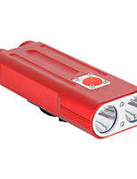 Eclairage de Velo , Eclairage Avant de Vélo / Lampes Torches LED / Lampes de poche / Eclairage de bicyclette/Eclairage vélo - 7 Mode 1800