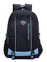 Unisex Nylon Bucket Shoulder Bag - White / Blue / Green / Yellow