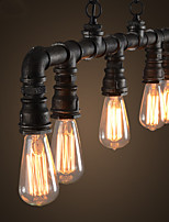 Pendant Lights Mini Style Traditional/Classic Living Room / Dining Room / Study Room/Office / Game Room Metal