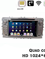 Quad Core Android 4.2 Car DVD 7
