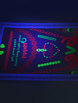 10/PCS Hot Sale Fluorescent Tattoo Handsome Multi-Style Temporary Tattoo For Fashion WST-168