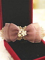 Classic palace restoring ancient ways is sweet lace bowknot hairpin