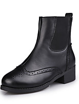 Women's Shoes Flat Heel Round Toe Ankle Boots More Colors available