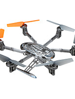 Walkera QR Y100 7CH Devo4 Remote Control 3 Axis 5.8G Silver Drones