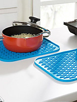 Colorful Silicone Potholder Random Color