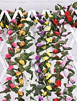 Seda Clavel Flores Artificiales