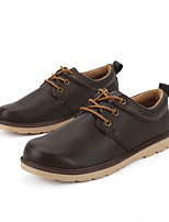 Men's Shoes Casual  Oxfords Black / Brown / Red