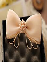 DIY manual small pure and fresh and original princess bowknot hairpin