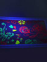 10/PCS Hot Sale Fluorescent Tattoo Handsome Multi-Style Temporary Tattoo For Fashion WST-158