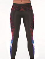 Yoga Tights Breathable / Quick Dry / Held-In Sensation / Wicking /  Warm High Elasticity Sports Wear Yoga Women's