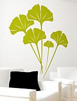 Botânico / Moda Wall Stickers Autocolantes de Aviões para Parede , PVC 66cm*61cm