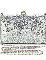Women's Purse Fashion Luxury Sequins Evening Bag Wedding Party Shoulder Bride Bag Purse
