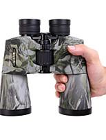 OUJIN Snow Leopard 10x50 HD Binoculars Zoom Binoculars Steady