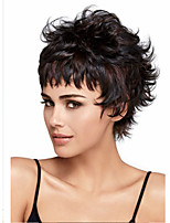 Fashion Lady Women Sale To Eurepean  Syntheic  Hair Wig