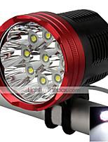LT 5 5 Mode 12000 Lumens Bike Lights 18650 Waterproof Cree XM-L T6