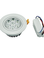 YouOKLight 1PCS 7W 7xLEDs Epistar  600lm Warm White/ White LED Ceiling Lamp (AC 100-240V)
