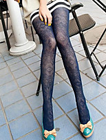 Women Medium Pantyhose , Velvet / Cotton Blends