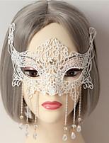 Kant / Stof Vrouwen Helm Speciale gelegenheden Maskers Speciale gelegenheden 1 Stuk