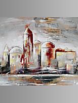 Paesaggio / Architettura Print Canvas Un pannello Pronto da appendere , Orizzontale