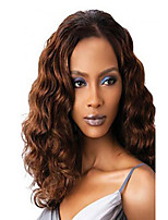 Long Curly Fashion Heat Resistant Fiber Synthetic Wig Color Brown