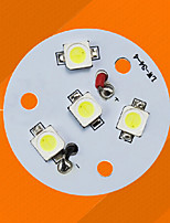 3W E27 Light Small Round Lamp Plate Led Board  (AC220V)  1-2㎡