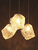 Lampe suspendue - Contemporain / Traditionnel/Classique / Rustique / Vintage - avec LED - Métal