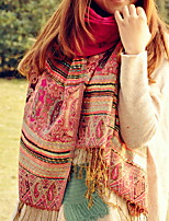 Women Bohemia Style Air Conditioning Shawl Bee Scarf