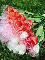 Silk / Plastic Tulips Artificial Flowers