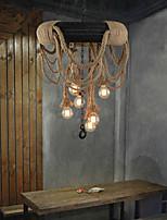 Pendant Lights Mini Style Rustic/Lodge Bedroom / Dining Room / Study Room/Office / Game Room Plastic