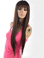 2015 Women Ombre Fashion Natural Wavy Janpanese Heat Resistant Synthetic Hair Wig KD01-2-30 28