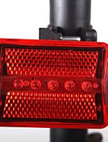 Eclairage de Velo , Eclairage ARRIERE de Vélo - 2 Mode 100LM Lumens Facile à transporter AAA x 2 Batterie Cyclisme/Vélo / motocycle Rouge