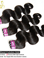 3 Bundles Lot Cambodian Virgin Hair Body Wave Wavy 100% Human Hair Weave Cheap Cambodian Hair Extensions Natural Black