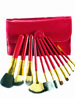 Taobao Tmall Shop Explosion Models 11 Red Brush Set