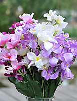 Freesia in Silk Cloth Artificial Flower for Home Decoration(10Piece)