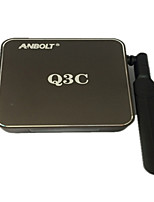 Smart TV BOX Anbolt Q3C AMLOGIC S805 4K 1+8G Enhanced 5DBWIFI SUPPORT H.265  4K