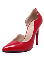 Women's Shoes Stiletto Heel Heels Heels Casual Black / Blue / Red / White