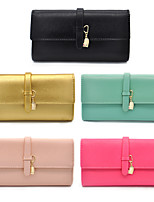 Angibabe New Handbags Supernatural lovely medium pouch Women travel Mini Purse fashion Clutch wallet(Assorted Color)