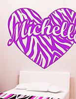 Still Life / Fashion Wall Stickers Plane Wall Stickers , PVC 66cm*56cm
