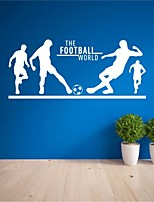 Wall Stickers Wall Decals, Contemporary Football  PVC Wall Stickers 02
