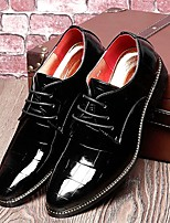 Men's Shoes Amir New Style Hot Sales Wedding / Office / Party Leather Oxfords Black