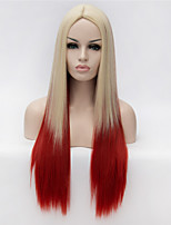 European and American Fashion Must-Have Girl Quality Ramp Straight Hair Wig