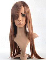 2015 Women Ombre Fashion Natural Wavy Janpanese Heat Resistant Synthetic Hair Wig KD01-A-P27-30 28