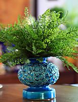 The Green Plant Small Bouquet Of Aquatic Plants Plastic Plants Artificial Flowers