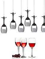 Pendant Lights LED 1 Light / Mini Style Modern/Contemporary Bedroom / Dining Room / Study Room/Office Metal